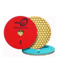 Cyclone Trifecto 3-Step Polishing Pads