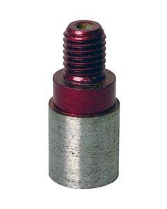 RED INCREMENTAL CUTTING FINGER BIT 20 X 20MM, M12