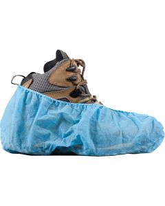 LIFT SHOE COVERS BLUE ASC-14B DISPOSABLE NON SKID BOX OF 100
