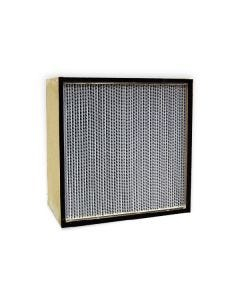 "NOVAIR 2000 HEPA FILTER 99.97% AT 0.3 MICRON (24""X24""X11.5"")"