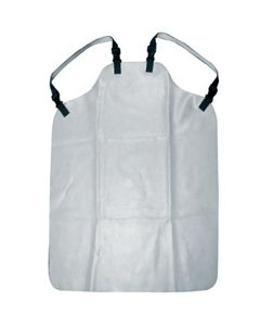 """RUBBER APRON, GREY, 1.1MM THICK, 44""""x48"""""""