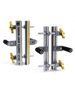 Omni Cubed 2015 Aqua-Jaw Carry Vise, 1 Pair