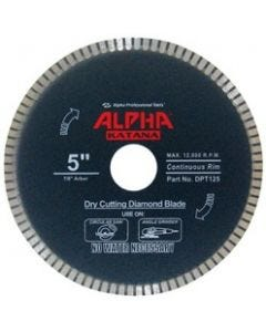 Alpha Katana Blades