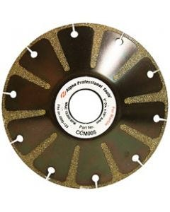 "ALPHA 5"" CONTOUR BLADE FOR MARBLE"
