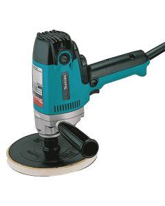 "MAKITA PV7001C, 7"" VARIABLE SPEED POLISHER, 7.9 AMP"