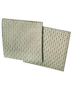 "3"" x 3"" Diarex Cloth Backing Flat Diamond Hand Pads"