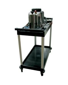 MAGNUM ROLLING SHOP CART WITH ALUMINUM UPRIGHTS