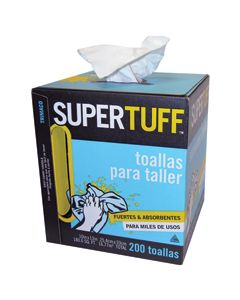 ALL PURPOSE WIPES, BOX OF 200 TRIMACO