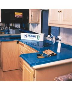 "COUNTERTOP PROTECTIVE FILM 24"" X 600' CLEAR 2.5 MIL"