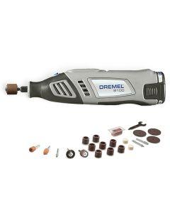 DREMEL 8100 8V CORDLESS Rotary Tool w/ Case & Access