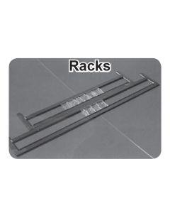 Roller Press Letter Racks - Adjustable