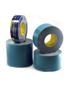 "3M Performance Plus Blue Duct Tape 3"" x 60yd"