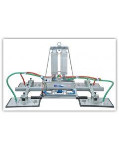 MANZELLI LIFTER 1000KG 4PLATE MULTI POSITION AIR/POWER TILT