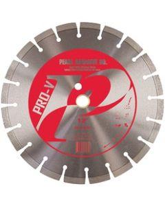 Pearl P2 Pro-V Segmented Blades for Concrete & Masonry