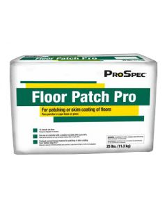PROSPEC FLOOR PATCH PRO 25LB BAG