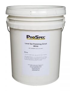 Prospec Level Set Polishing Grout