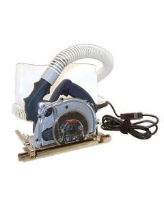 "ALPHA ECOCUTTER 5"" SAW 110V 11.2 AMP 12,000 RPM"