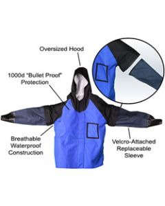 Fabricator's Friend Fab Coat Jacket & Sleeves
