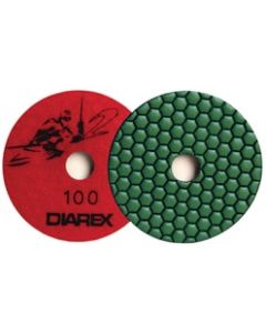 "4"" Diarex Assassin II Dry Polishing Pads"
