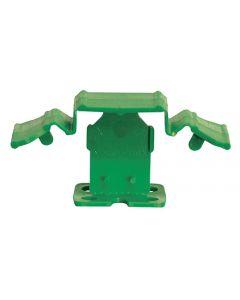 "TUSCAN SEAMCLIP TRUSPACE GREEN 1/8"" BOX OF 1000"