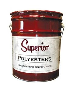 Superior Flowing Polyester Adhesive