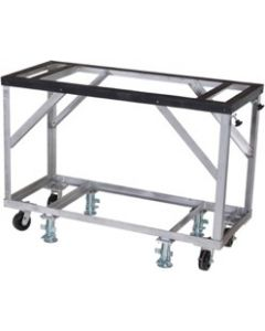 "GROVES DT2560 FABRICATION  TABLE 60'L X 25""W 42""H"