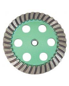 """Keystone Green Cup Wheels, 5/8""""-11F"""