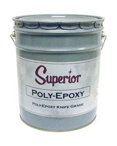 Superior Poly-Epoxy Knife Grade Adhesive