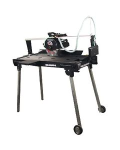 "VX10RS 10"" RAIL SAW CUTTING MACHINE"