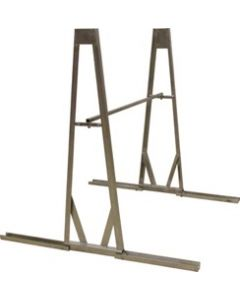 "Groves FAF-60 Foldable A-Frame 60 x 60 x 58"" H, 6000Lbs. Side"