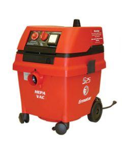 ERMATOR S25 WET/DRY HEPA VAC 120V 1.7 HP 129CFM WL100