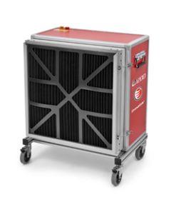 Ermator A1200 Air Scrubber, 1200cfm, 115v