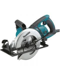 "MAKITA 5477NB 7 1/4"" HYPOID SAW, 15AMP 5/8"" ARBOR, 4500RPM"