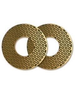 """4"""" Baby-Rok Diamond Discs"""