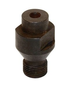 ADAPTER, 1/2 GAS MALE TO GHINES MALE-10MM THREAD