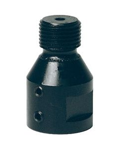 "91-200-0058 ADAPTOR,1/2 GAS(M) THREAD TO 1/2""(F)SHAFT COLLET"