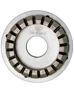ADI PRE-CUT WHL PARK VELOCITY 130x18mmx30 DGR 80mm BORE