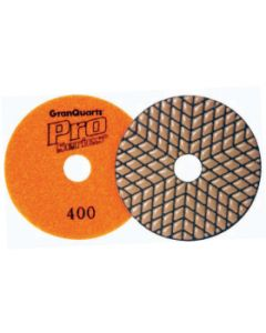 "4"" Pro Series Dry Polishing Pads"