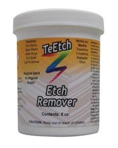 TENAX TE-ETCH WATER MARK & ETCH REMOVER, 8 OZ