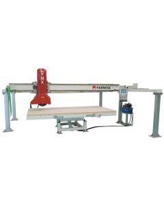 FARNESE LYNX PLUS BRIDGE SAW 20HP WITH PNUEMATIC TILT
