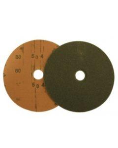 "7"" x 7/8"" Diarex Paper Backing Sanding Discs"