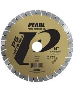 Pearl Reactor Pro Bridge Saw Blades, 25mm Segment, 50/60 Arbor