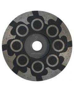 """4"""" Diarex Resin Cup Wheels"""