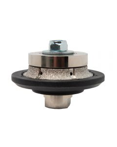 "PRO SERIES VACUUM BRAZED PROFILER FORM.B 1/4"" - 5/8-11"
