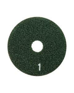 "SURFACE PRO GOLD 3"" ERASER HYBRID PAD # 1 GREEN"