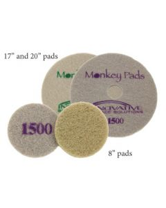 Monkey Wet Polishing Pads