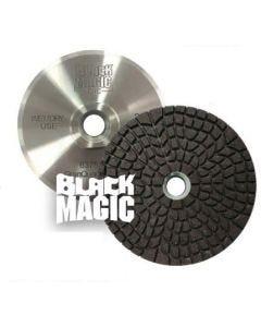 "Black Magic 4"" Diamond-Resin Cup Wheels"