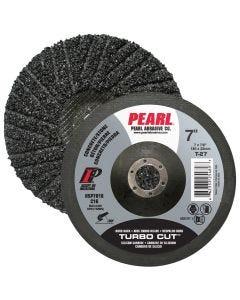 """7"""" x 7/8"""" Pearl SC Turbo Cut Hard Back Discs"""