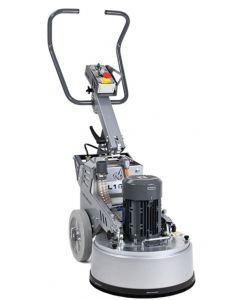 "LAVINA 16E, 16"" GRINDER (3) 7"" HEADS 1PH, 115V, 2.45HP"