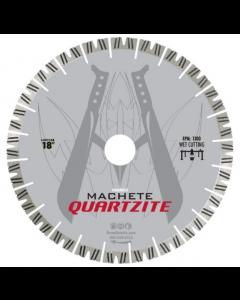 Machete Quartzite Blades